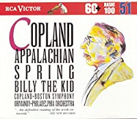 Appalachian Spring / Billy the Kid