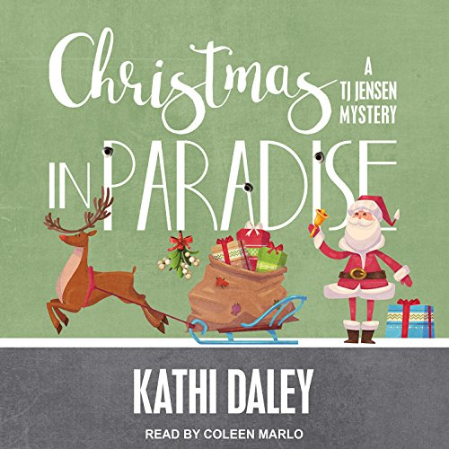 Christmas in Paradise audiobook cover art