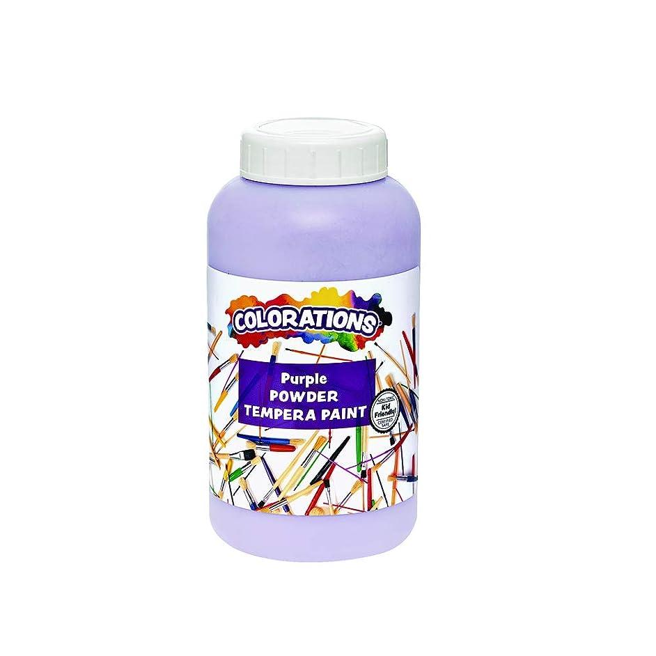 Colorations CPTPU Powder Tempera, Purple 1 lb.