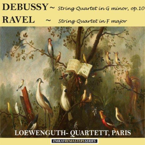 String Quartet in F minor: IV. Vit et agité