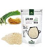 [Medicinal Herbal Powder] 100% Natural Allium Tuberosum Powder/Garlic Chives Powder 삼채/뿌리부추 가루 (4 oz)