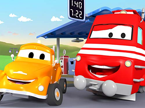 Troy the Train and Tom The Tow Truck