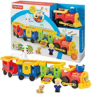 little people load and go train