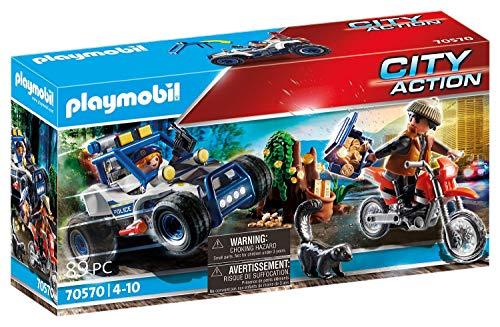 PLAYMOBIL City Action 70570 Vehículo Todoterreno