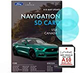 Ford A10 Navigation SD Card | Latest Update 2019 | Ford Navigation SD Card for USA and Canada