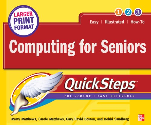 Computing for Seniors QuickSteps (English Edition)