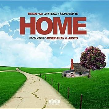Home (feat. JayteKz & Silver Skye)
