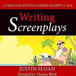 Writing Screenplays cover art