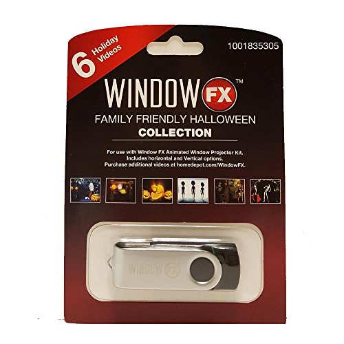 Price comparison product image Total Homefx Halloween Series - Family Friendly