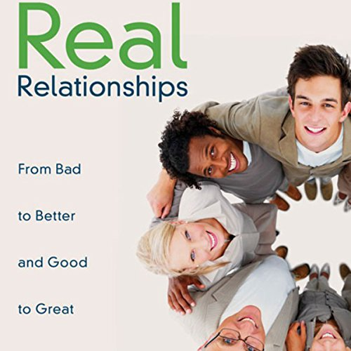 Real Relationships audiobook cover art