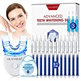 Blanqueador de Dientes-GLAMADOR Kit Blanqueador Dental Profesional,...