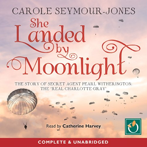 She Landed by Moonlight cover art