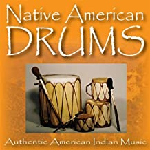 Blackfoot Indian Rain Dance Drums