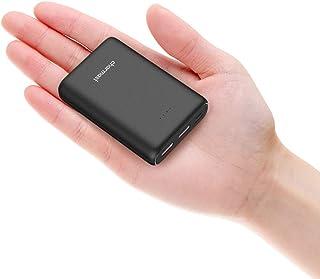 Charmast 10400mAh モバイルバッテリー 軽量 PD対応 小型 コンパクト 18W USB-C入出力 2つUSB-Aポート QC3.0 急速充電 3台同時充電 【PSE認証済み】 iPhone iPad Android対応