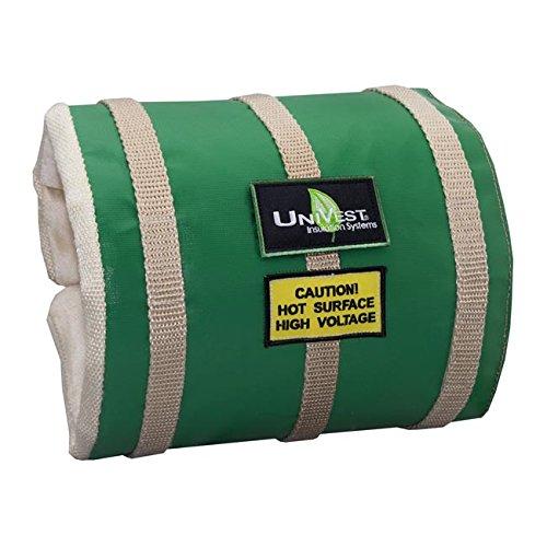 Fantastic Deal! UniTherm UniVest Insulation Jacket for 4-6 Diameter Range - 10 Long
