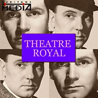Classic English and Irish Dramas Starring Ralph Richardson and Margaret Lockwood, Volume 1                   By:                                                                                                                                 Theatre Royal,                                                                                        Laurence Sterne,                                                                                        J. B. Priestley                               Narrated by:                                                                                                                                 Ralph Richardson                      Length: 48 mins     1 rating     Overall 5.0