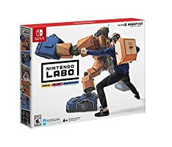 Learn more about the Nintendo Labo Robot Kit (AFFILIATE)