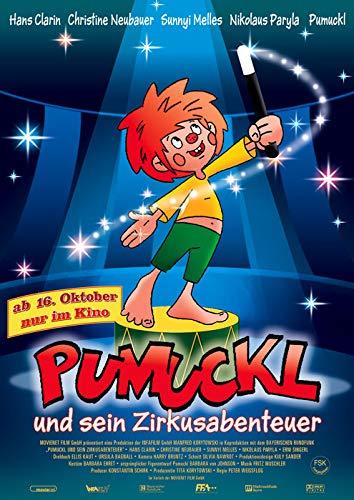 Pumuckl und Sein Zirkusabenteuer (2003)   original Filmplakat, Poster [Din A1, 59 x 84 cm]