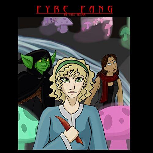 Fyre Fang audiobook cover art