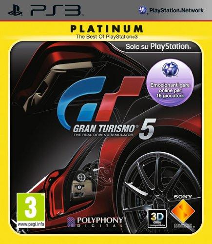 Gran Turismo 5 - Platinum Edition
