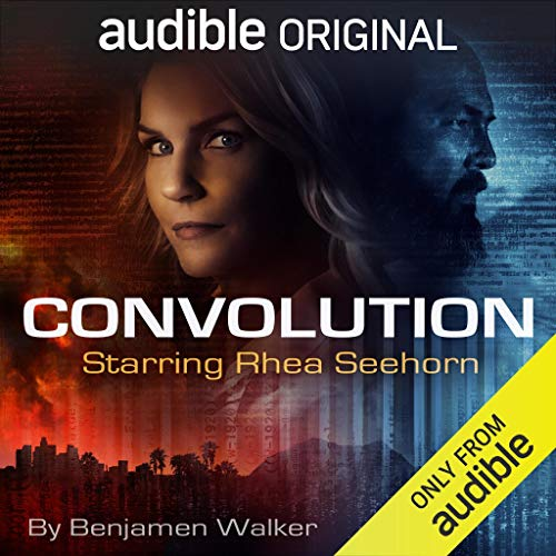 Convolution Podcast with Rhea Seehorn, Eric Lange, a full cast cover art