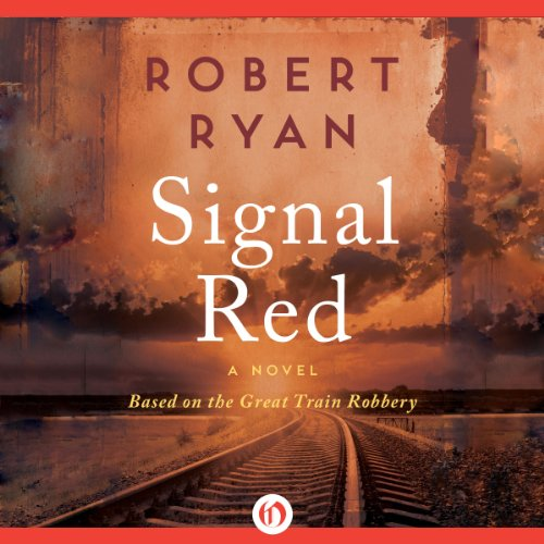 Signal Red audiobook cover art