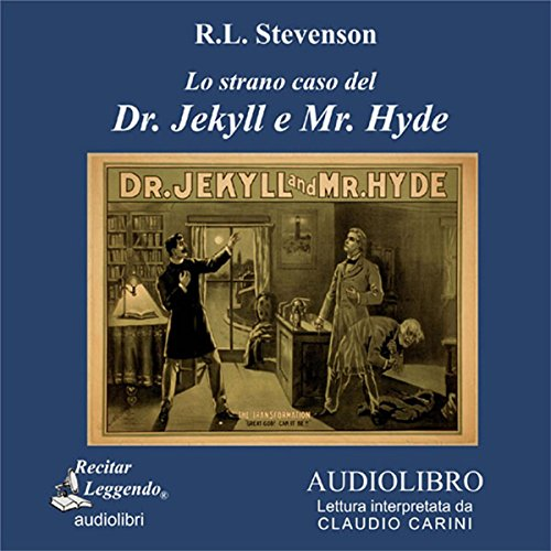 Lo strano caso del Dr. Jekyll e Mr. Hyde [The Strange Case of Dr. Jekyll and Mr. Hyde] cover art