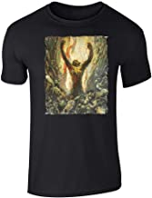 Reign of Wizardry by Frank Frazetta Art Short Sleeve T-Shirt