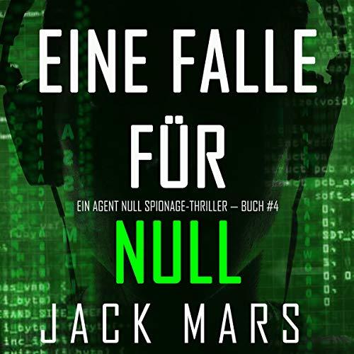 『Eine Falle für Null [Trapping Zero]』のカバーアート