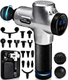 Massage Gun Deep Tissue Massager - Percussion Massage Gun Massager Gun Muscle Massage Gun Deep...