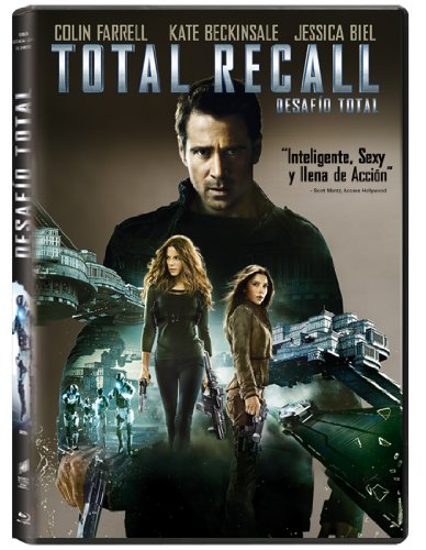 Total Recall (Import Dvd) (2013) Colin Farrell; Kate Beckinsale; Columbia Pict