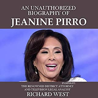 An Unauthorized Biography of Jeanine Pirro audiobook cover art