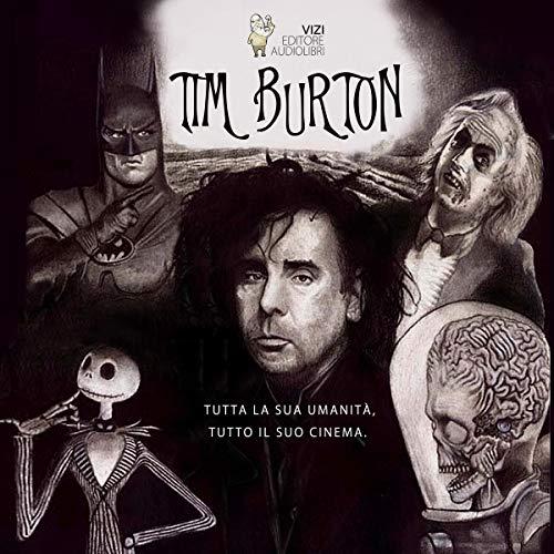 Tim Burton copertina