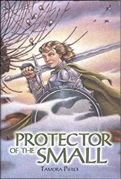 Protector of the Small - Book  of the Tortall
