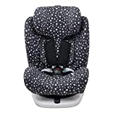 JANABEBE Funda para Star Ibaby, Baby Auto Fix Noe (WINTER SKY)