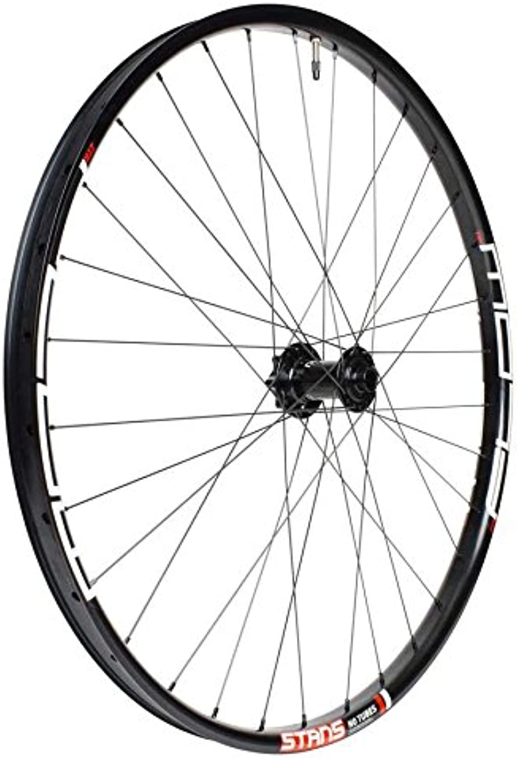 Stan's No Tubes, Stans No Tubes, Flow Mk3, Wheel, 27.5 , Front, 15mm TA, 100mm