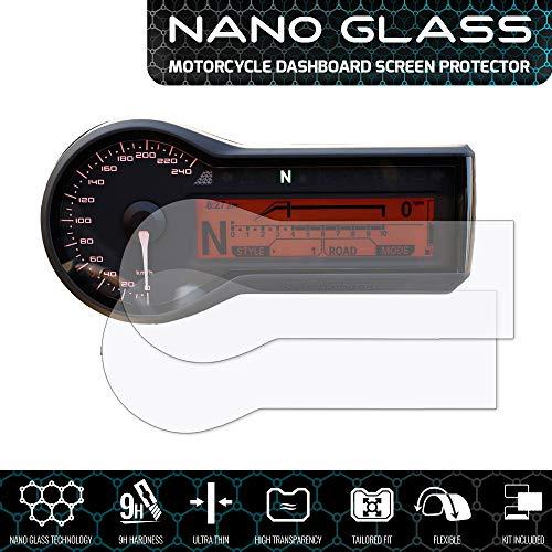 Speedo Angels Nano Glass Protecteur d'écran pour R1200 R/RS (2015+) x 2