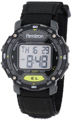 『[アーミトロン] 腕時計 40/8291BLK 正規輸入品』のトップ画像