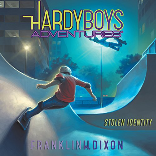 Stolen Identity audiobook cover art