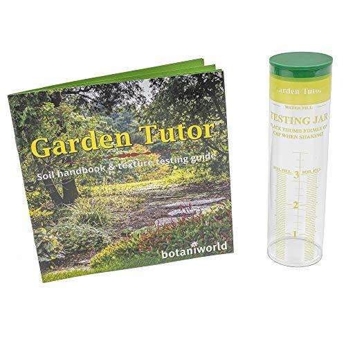 Cheapest Price! Garden Tutor Soil Texture Testing Jar Kit
