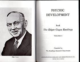 Psychic Development (The Edgar Cayce readings ; v. 8)
