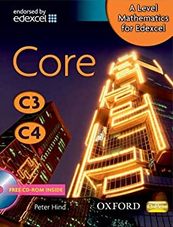 A Level Mathematics for Edexcel.. Core C3, C4