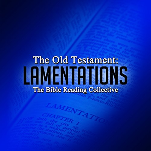 The Old Testament: Lamentations audiobook cover art