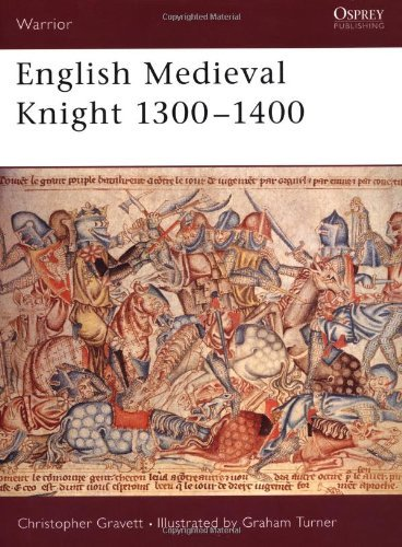 English Medieval Knight 1300-1400 (WAR58)