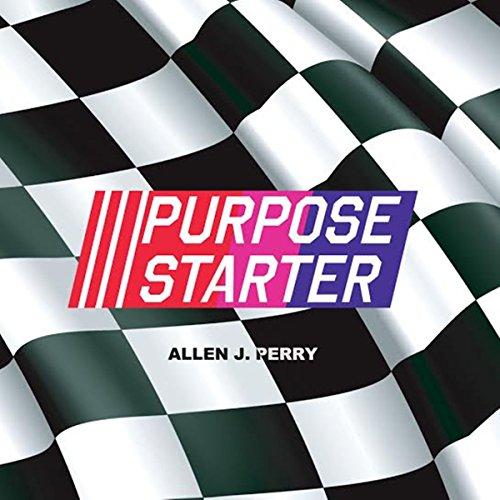 Purpose Starter audiobook cover art