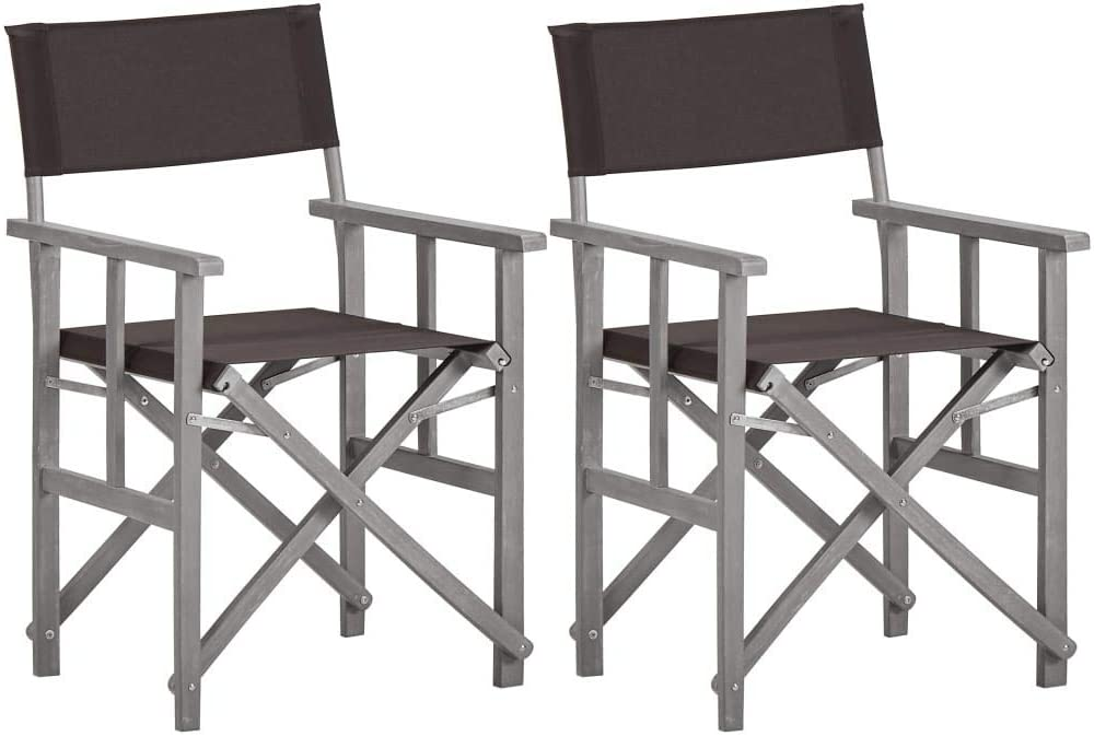 GONGFF Director's Chairs Folding Camping at Max Outlet ☆ Free Shipping 40% OFF Seat Outdoor