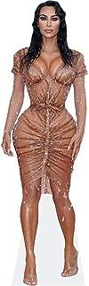 Kim Kardashian (Wet Dress) Life Size Cutout