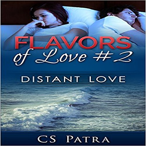 Distant Love audiobook cover art