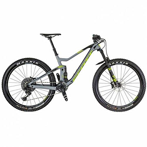 Scott Genius 720 - Bicicleta, negro: Amazon.es: Deportes y aire libre