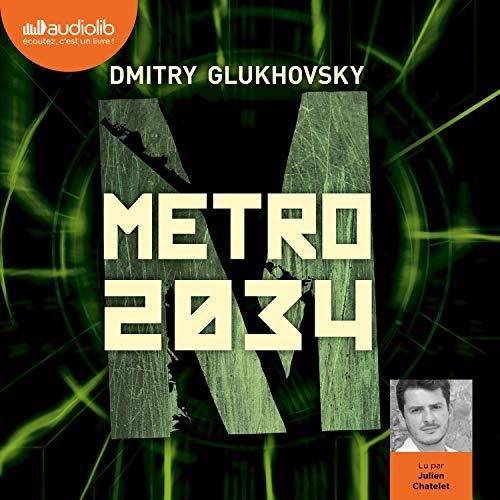 Page de couverture de Métro 2034